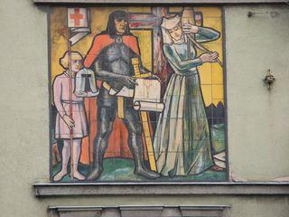 Spinnerin am Kreuz - Wien (Altdorferstrasse, 8)